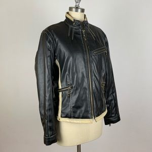 I.B. Exchange Jackets & Coats - Irwin Bilerman Moto Jacket